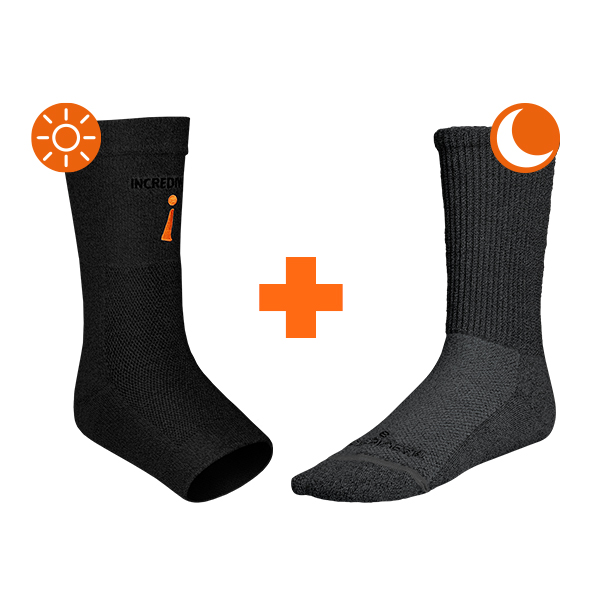 Bundle 03 - Ankle Sleeve / Circulation Socks